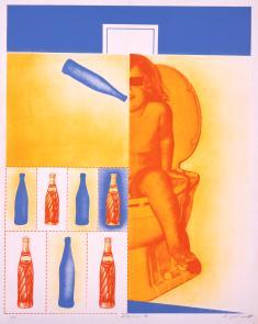 井田照一《Drink》1968
