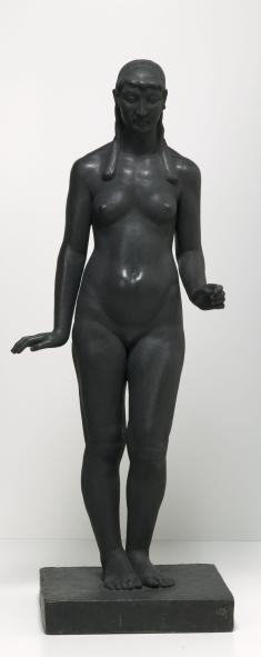 保田龍門《少女》1925