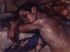 保田龍門《少年》1912