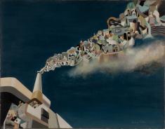 高井貞二《煙》1933