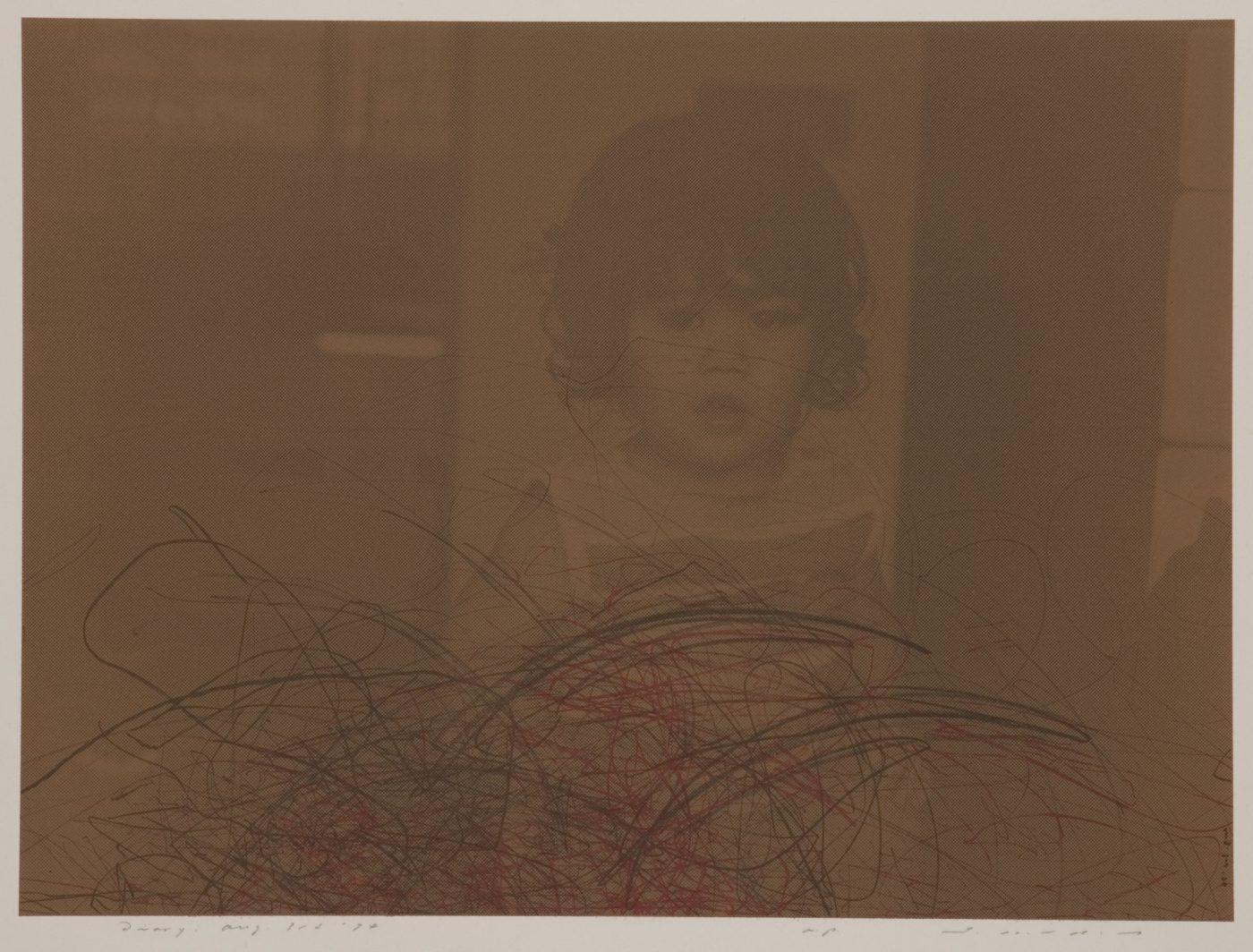 野田哲也《日記 1974年8月3日》1974