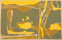 SHIMIZU Takejiro, Work, 1956, Mimeograph on Paper, Museum of Modern Art Wakayama