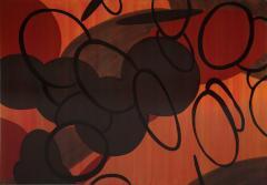 湯川 雅紀《福耳》2011(平成23)油彩、キャンバス / 182.0×259.0cm