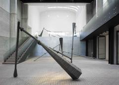 鈴木久雄 彫刻の速度 和歌山展