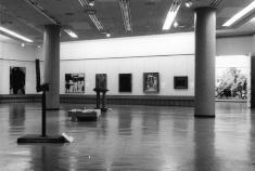 旧館での所蔵品展示風景(1986年)